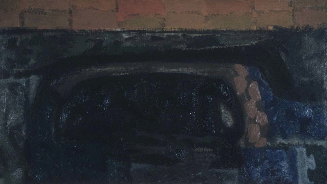 Painting 1950, 1952, 1955 Untitled 1