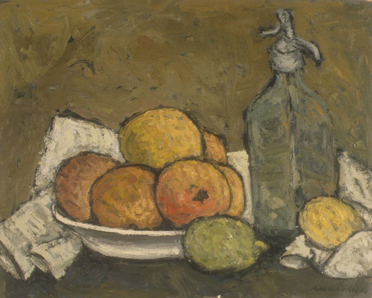 Painting 1950, 1952, 1955 Untitled 2
