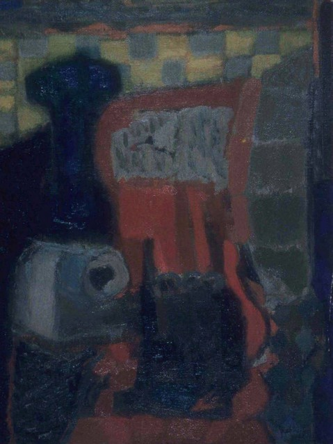 Painting 1950, 1952, 1955 Untitled 8