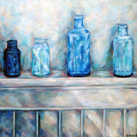 Rebecca J. Moran Oil on Canvas Oil on canvas