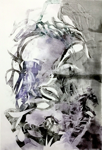 revi meicler Monotypes monotype