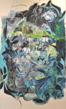revi meicler Mixed Media     Mixed media  on canvas