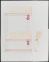 Richard Rezac Selected Drawings