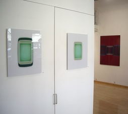 RICHARD CALDICOTT Richard Caldicott: Galerie f5,6 Munich 2007