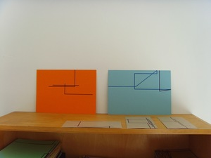RICHARD CALDICOTT Studio Views 2012