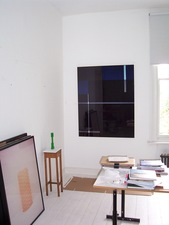 RICHARD CALDICOTT Studio Views 2003
