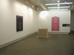 RICHARD CALDICOTT Cleanliness, Sara Meltzer Gallery, New York 2004