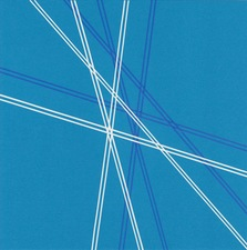 RICHARD CALDICOTT Tape Drawings 2013