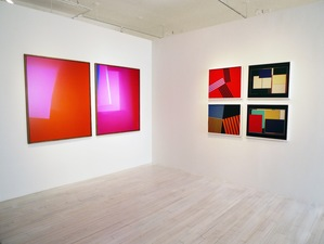 RICHARD CALDICOTT Recent Work 2010-2013, Sous Les Etoiles Gallery, New York 2014