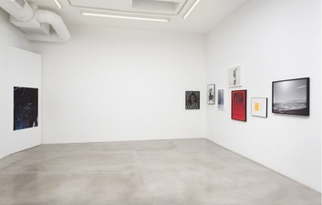 RICHARD CALDICOTT Soft Target, M+B Gallery, Los Angeles, 2014