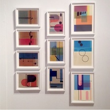RICHARD CALDICOTT MIAMI PROJECT, Joshua Liner Gallery, 2014