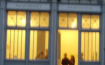 RICHARD CALDICOTT Painting and the Like, ParisCONCRET, Paris 2011