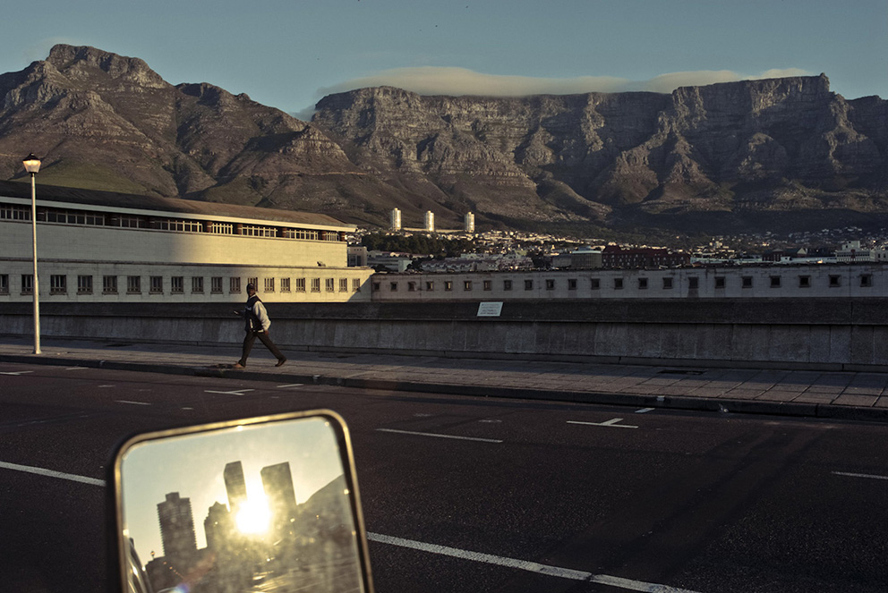 Realism-Commute Cape Town Station #2