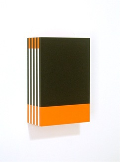 Richard Roth Paintings 2012 to present acrylic paint on birch plywood panel