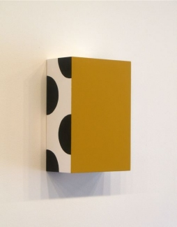Richard Roth Paintings  2006 - 2011 Flashe on MDF