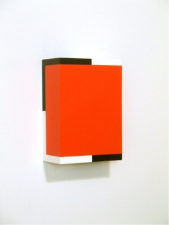 Richard Roth Paintings  2006 - 2011 acrylic on birch plywood