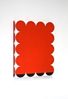 Richard Roth Paintings 2012 to present acrylic paint on wood panel