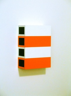 Richard Roth Paintings  2006 - 2011 acrylic paint on MDF