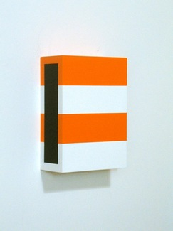 Richard Roth Paintings  2006 - 2011 acrylic paint on birch plywood panel
