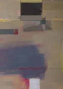 Rita Shapiro Multiple Panel Paintings Oil on Multiple Canvases