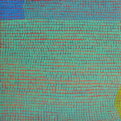 Rita Shapiro Mosaics Oil on Paper