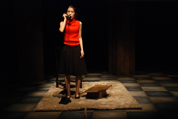 riverbed theatre Dreaming David Lynch / Taiwan National Experimental Theatre / 2015