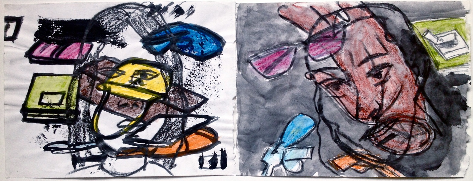 Robert G. Edelman        Art Consultant/Writer/Independent Curator     Works on paper Ink, watercolor, charcoal, graphite, pastel