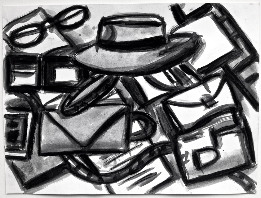 Robert G. Edelman        Art Consultant/Writer/Independent Curator     Works on paper Ink, charcoal, graphite on paper