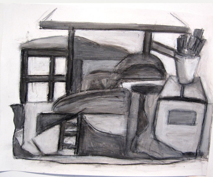 Robert G. Edelman        Art Consultant/Writer/Independent Curator     Works on paper 11 x 14""
