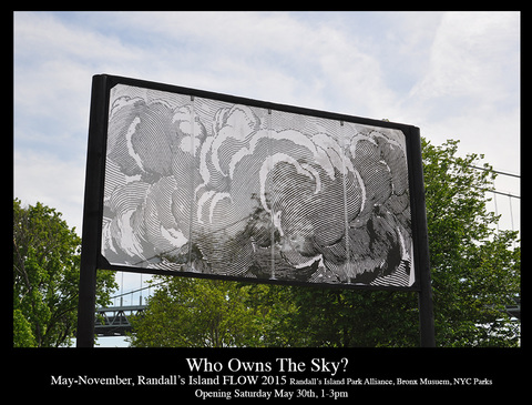Rob Swainston Who Owns the Sky? 2015