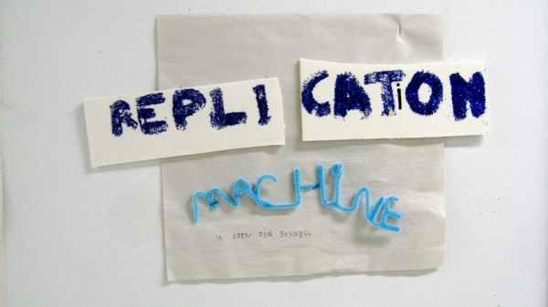 The Replication Machine