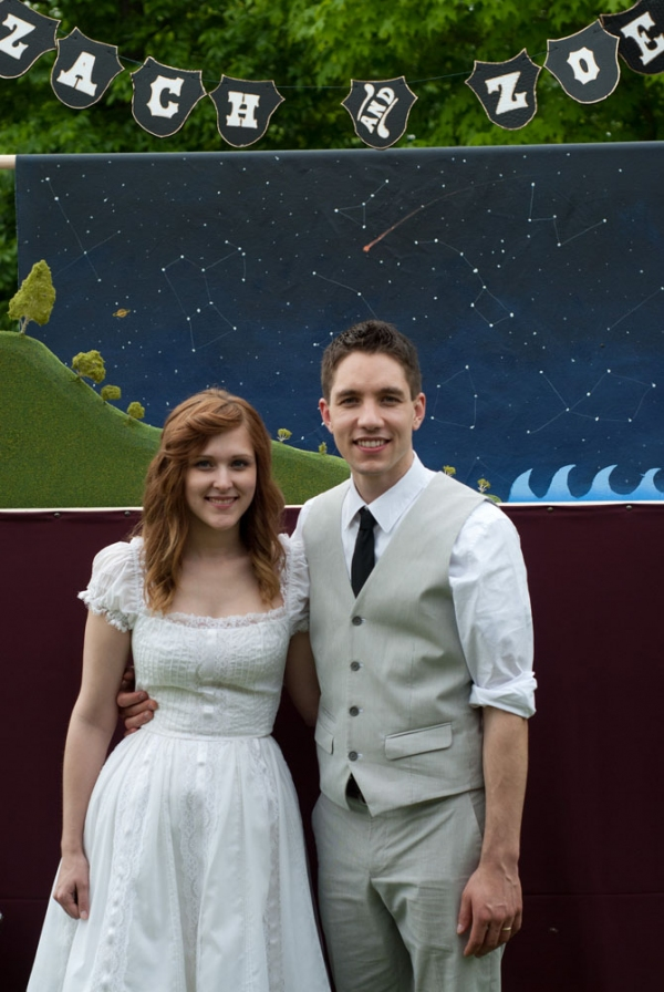 Zach and Zoe's Runcible Wedding