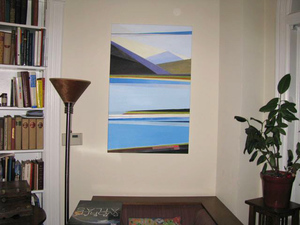 Virginia O. Roeder Installations/ Collections' Images Acrylic on Canvas