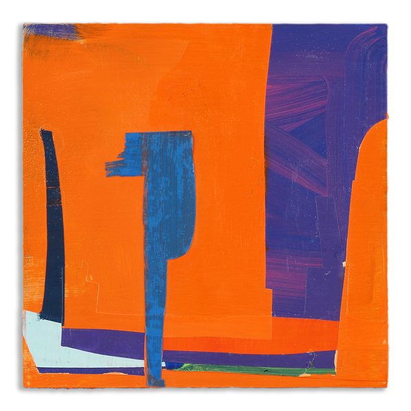Ruth Freeman | New York 2012-2014 Acrylic on Panel