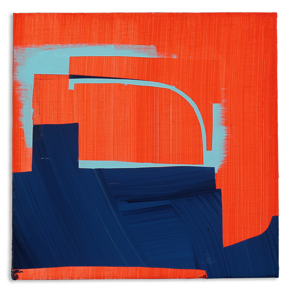 Ruth Freeman | New York 2012-2014 Acrylic on Canvas