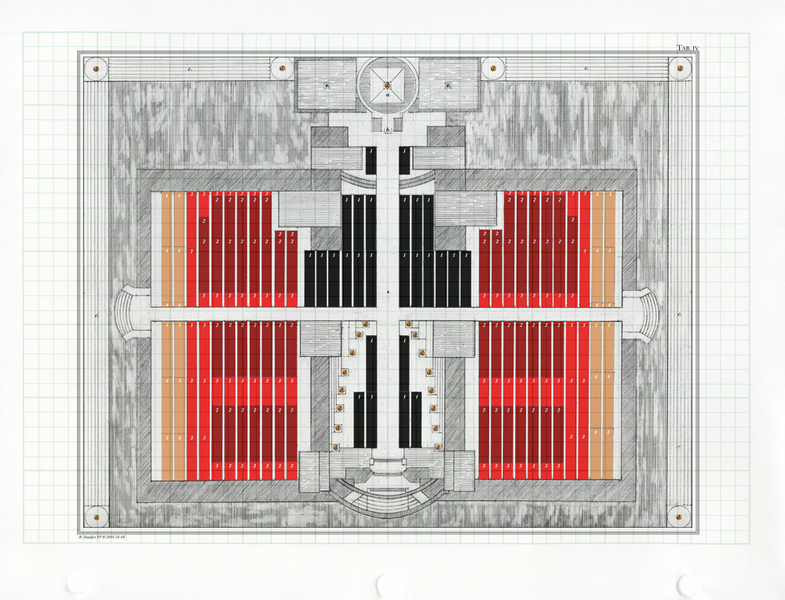 archive Totalitarian Cabinet Theatre 4: Stageplan