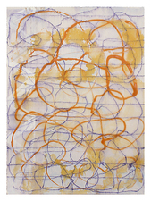 Sally Bowring Works on Paper mixed media
