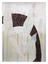 Sally Bowring Works on Paper acrylic on paper