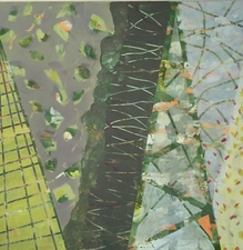Sally Bowring Recent Work acrylic