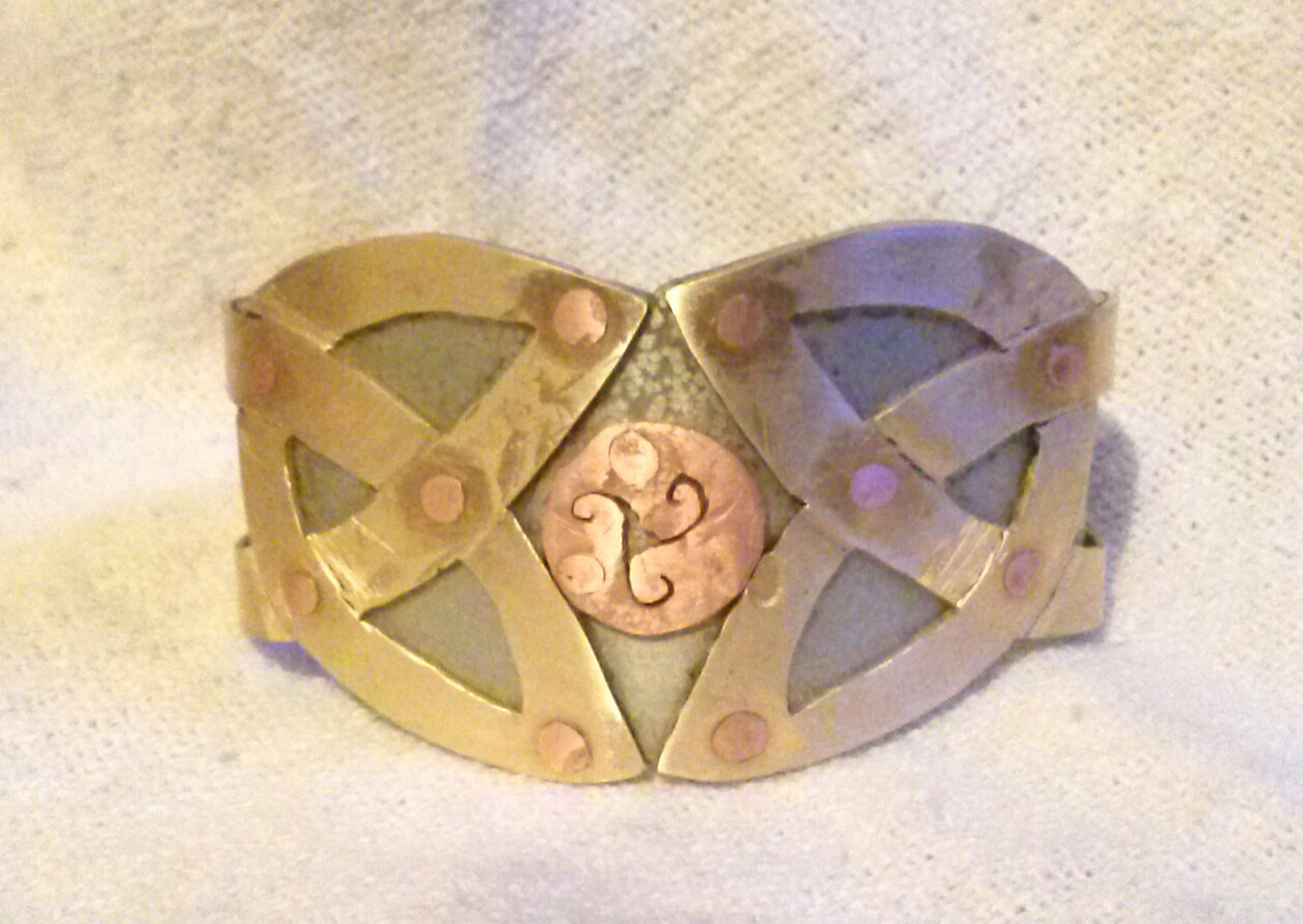 Other Art Celtic Cuff