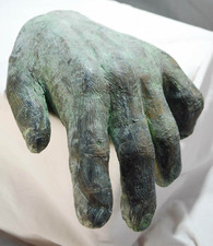 Samantha Russell Sculptures Cast Bronze