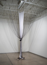 Samantha Russell Sculptures Rope, Yarn