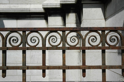 Photography Patterns at Sacre Coeur