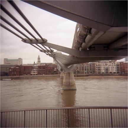 Photography Millenium Bridge