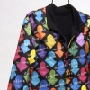 Miscellaneous Garments Ink jet printed cotton, polyester, thread.