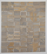 Samuel Levi Jones 2016 Deconstructed Law Books, Canvas, Wood