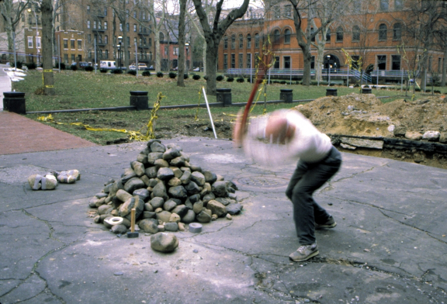 Projects: 1996-1999 Moving Broken Stones