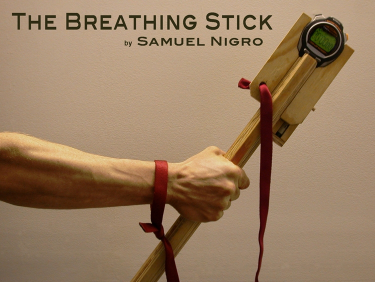Projects: 2000-2003 The Breathing Stick
