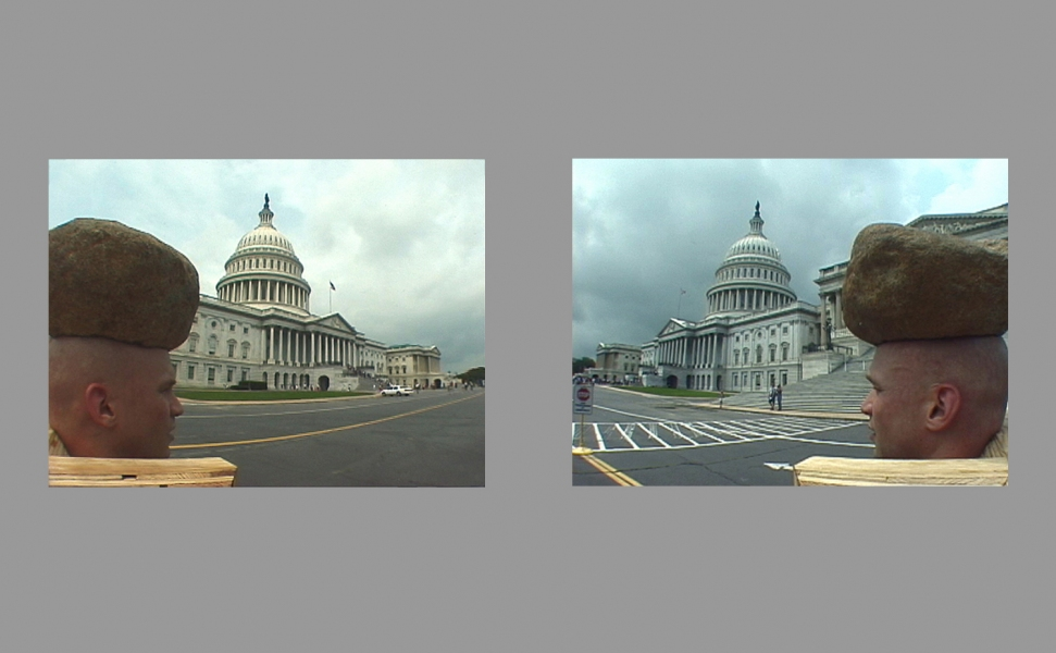 Projects: 2000-2003 Spirals around the US Capitol