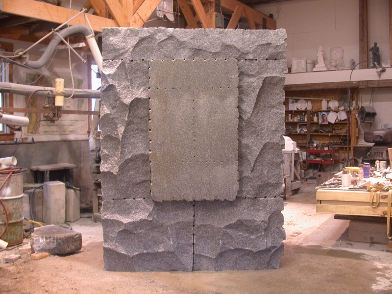 Projects: 2004-2009 Solid with Breaking – In Studio (back)